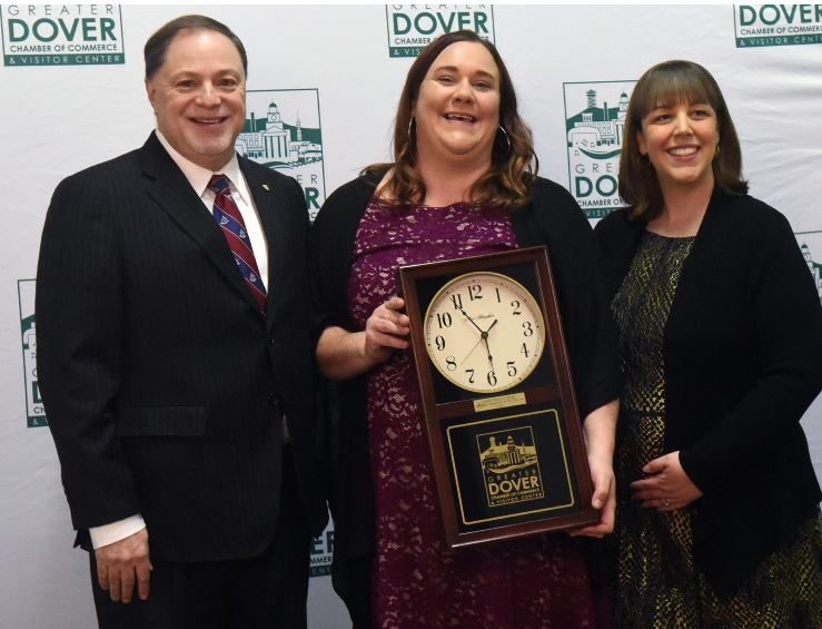 Dover Children's Home Recognized as 2019 Small Non-Profit of the Year